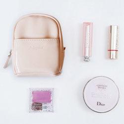 Handtas van de Avond van de Zak van de Make-up van het Patroon van de Zak van de manier de Kleine Kosmetische Veelkleurige Leuke voor Vrouwen
