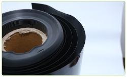Black PS láminas de plástico para tapa de la Copa de termoformado