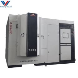 Vakuumbeschichtung-Metallvergoldung-Maschine/Gerät des Regenbogen-Titan-PVD
