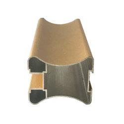 Profili di alluminio decorativi su ordinazione del fornitore professionista per mobilia