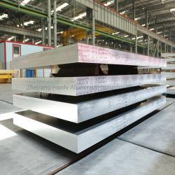 型(1050,1060,1100,2014,2024,3003,3004,3105,4017,5005,5052,5083,5754,5182,6061,6082,7075,7005)のための標準ASTM B209のアルミニウムかアルミニウム版