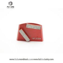 De Malende Hulpmiddelen van Lavina van de Diamant van het metaal voor Beton of Terrazzo