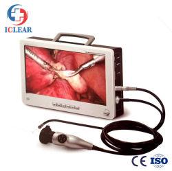 Compatible de alta definición universal del sistema de procesamiento de imágenes integrado Endoscopio