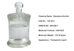 دياسيتون سعر الكحول/CAS رقم: 123-42-2/4-هيدروكسي-4-ميثيل-2-بينتانيون