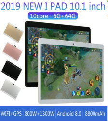 10,1 pouces Tablet PC APPEL 3G WiFi GPS Bluetooth Jeu Android Tablet PC