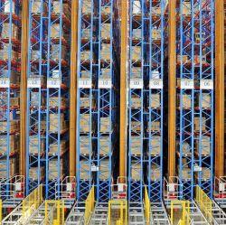 スタッカークレーンとのas/RSの十分に自動化倉庫システムのインテリジェント制御