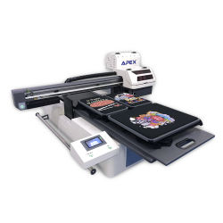 Velocidade Rápida de Produtos Têxteis Ndtg Digital impressora de mesa