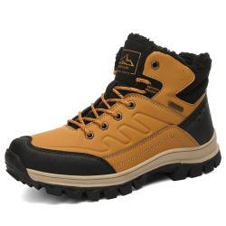 大きいサイズの安い移住の歩行靴の販売の人のハイキングの履物