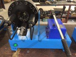 Strumento di piegatura idraulico del tubo flessibile della pompa a mano (tipo manuale)
