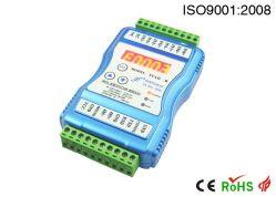 232/485 out Signal analogique multicanaux isolé convertisseur a/d'acquisition Sy Ad 02/04b avec affichage LED