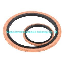 منتج مطاطي مانع التسرب المرتهن في مادة SS316