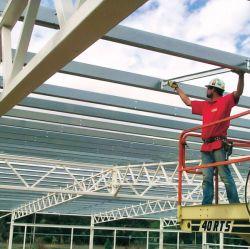 철제 트러스 기차/버스 정류장 라이트 스틸 아치 지붕 건물 설계