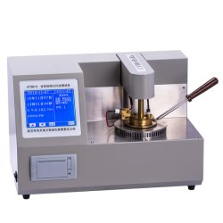 高度な科学技術を応用した閉型フラッシュポイント装置