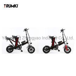 Zwei-Sitzelektrischer Fahrrad-Batterie-elektrischer Roller-faltbares Fahrrad