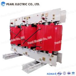 33kv trasformatore Dry-Type della Lanciare-Resina del codice categoria 30kVA~10mva