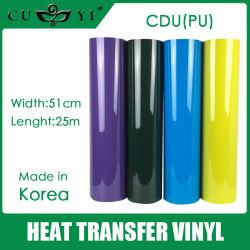 PU передача тепла виниловая пленка высокого качества в Корее