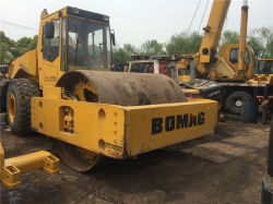 Usada Bomag Bw225D-3 Rolete de Estrada