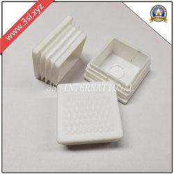 Blanc PE Square bouchons en plastique pour le tube (YZF-E34)