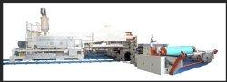 El fieltro y automática máquina laminadora de resina de PE PP160-3000 Hlm