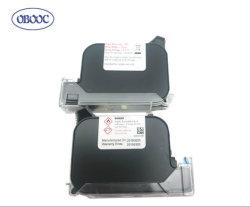 Cartuccia d'inchiostro nero solvente originale Js10 Js12 2580 per palmare Stampante a getto d'inchiostro per plastica