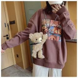 حقيبة فاخرة أنثى الكرتون فتاة لطيف حقيبة الكتف الفردية لطيف حقيبة Sidboy Sidag (B0080)