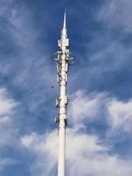 공항 정연한 옥외 직류 전기를 통한 강철 둥근 원뿔 다각형 높은 돛대 전등 기둥 탑