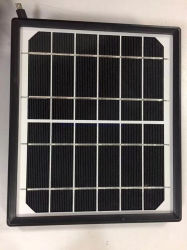 Professionnel de l'usine de cellules solaires panneau solaire certifié Standard Mini 12V 3V 2V 5V avec la CE RoHS