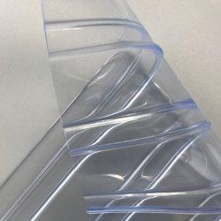 ستارة باب من البلاستيك القطبي المضلّع الناعم من أجل غرفة باردة