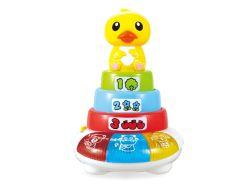 赤ん坊の理性的なおもちゃの多彩なプラスチック積み重ねのコップのおもちゃ
