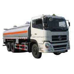 Dongfeng vehículo especial 6X4 20000 litros de combustible del depósito de aceite/camiones cisterna a la venta /