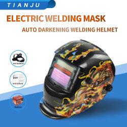 China Factory fornecimento directo de PP de plástico capacete de soldagem fone de ouvido de soldadura automáticos