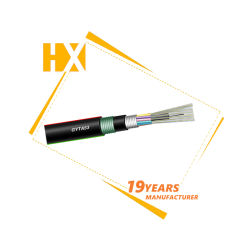 Communication de fibre optique de usine OEM câble multiconducteur d'alimentation de la fibre optique