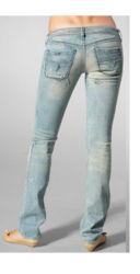 2013 de Strakke Jeans van vrouwen (WHH01)