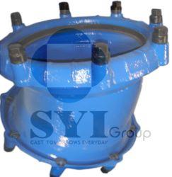 La fonte ductile à double socket Bend 45