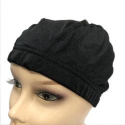 Proveedor de Venta caliente peluca elástica ajustable domo tapa tapas para hacer pelucas