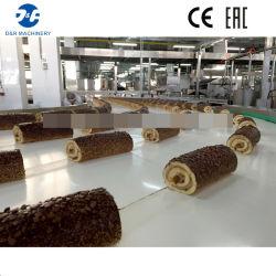 Linha de produção do rolo suíço