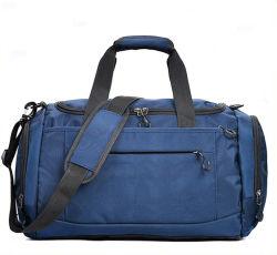 디스트리뷰터 맞춤형 스포츠 숄더 홀들 웨엔드 더플 패션 짐 스포츠 Duffel Bag를 여행하세요