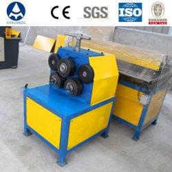 ماكينة ثني اللفات الفولاذية الكهربائية ذات الزاوية، ماكينة انحناء الشكل، ماكينة تقوس المقطع سابقة الانحناء