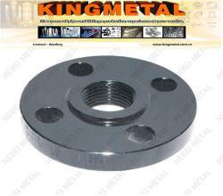 ANSI B16.5 A105 Clase 150 de la soldadura de acero al carbono en el cuello de la brida de forjado