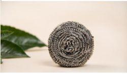 0.3-2.0mm para el cable de alambre de hierro galvanizado de bola/Scourer limpieza