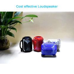 Nouveau produit Bluetooth MP3 portable Téléphone de conférence d'accessoires Audio Vidéo Le Président Outdoor Camping case Audio avec TF carte de recharge USB sans fil pour haut-parleur