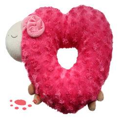 Amour créatif cadeau Coussin de mouton