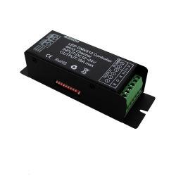 2015 популярный продукт DC12V~24V LED DMX512 блок декодера, LED DMX контроллер декодера DMX 512 Контроллер RGB