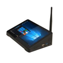 """A fábrica de 7"""" sensível ao toque de 7 Polegadas Mini Tablet PC em um só PC Tablet PC POS Z8350 Intel Quad Core Caixa de TV incorporado do Tablet PC Industrial Quiosque Windows Tablet todas em um único PC"""