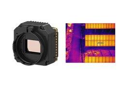Preis erschwingliche Wärmebildkamera 640x512 / 17μm, professionelle Luftkamera integriert in Drohnen, UAV-Nutzlasten für Luftthermografie