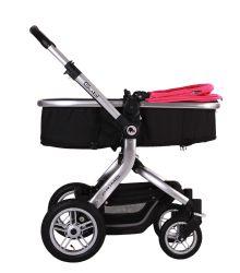 De lichte en Goedkope Wandelwagen van de Baby met Vier Wielen