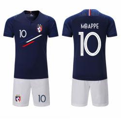 Tissu Dri Fit sublimée personnalisé Soccer Club de Football de kits pour&Équipe