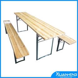 حديقة خشبيّة جعة طاولة مع مقادة [بتيو تبل] مجموعة