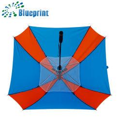 Los nuevos 27 pulgadas Comprar Ventilador Usb paraguas Golf fantástico de alta calidad al por mayor