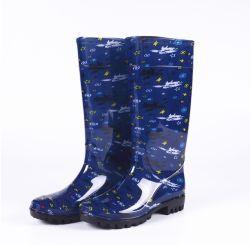 Moda botas de caucho Wear-Resistant High-Top botas de trabajo
